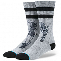 Stance BLUE FOUNDATION BUSHLEAGUE GREY