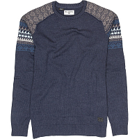 Billabong WAVE JACK SWEATER NAVY HEATHER