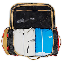 The North Face BASE CAMP DUFFEL TNF RED/T