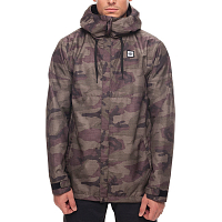 686 MNS FOUNDATION JKT FATIGUE CAMO PRINT