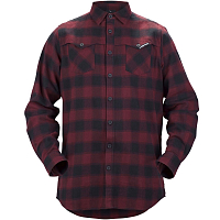 SWEET PROTECTION FLANNEL SHIRT RON RED