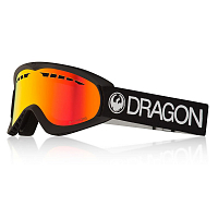 Dragon DX Black/Red Ion