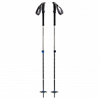 Black Diamond 2 SKI POLES ASSORTED