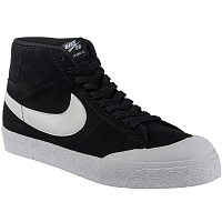 Nike SB BLAZER ZOOM MID XT BLACK/WHITE-GUM LIGHT BROWN