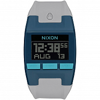 Nixon COMP TEAL/GRAY