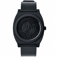Nixon Time Teller P ALL BLACK SHADOW