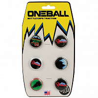 Oneball TRACTION-BOTTLECAPS ASSORTED