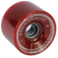 Carver ROUNDHOUSE WHEELS MAG SS17 OXBLOOD