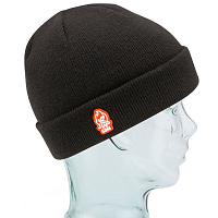 Coal THE JUNIOR BEANIE BLACK