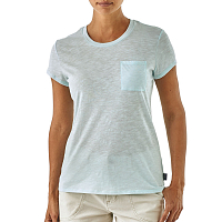 Patagonia W'S MAINSTAY TEE Atoll Blue