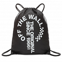 Vans LEAGUE BENCH BAG VANS BLACK-WHITE