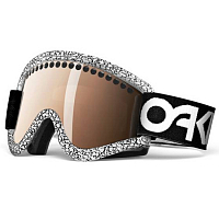 Oakley PRO FRAME SNOW GREY HAZE W/ BLACK IRID