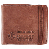 Element ENDURE L. II WALLET BROWN