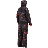 Picture organic XENA SUIT FLOWER PRINT