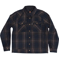 Holden CPO JACKET NAVY PLAID