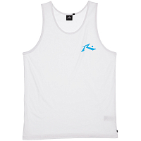 Rusty ONE HIT COMPETITION TANK WHITE 1
