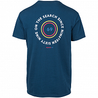Rip Curl RAINBOW SIGN SS TEE NAVY