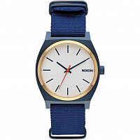 Nixon Time Teller Blue/Gold/White
