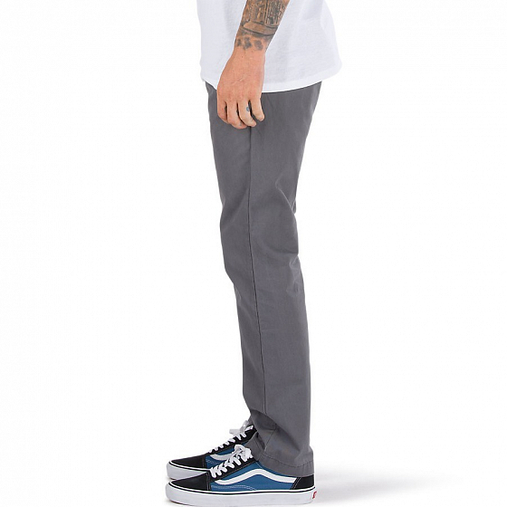 Брюки VANS MN AUTHENTIC CHINO SS17 от Vans в интернет магазине www.traektoria.ru - 3 фото