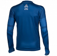 STARBOARD LONG SLEEVE LYCRA TEAM BLUE