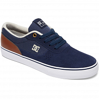 DC SWITCH S M SHOE NAVY/DK CHOCOLATE