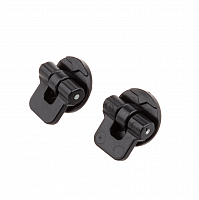 Union ANKLE STRAP ADJUSTER U-LEVER (пара) BLACK