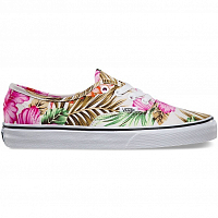Vans Authentic (HAWAIIAN FLORAL) WHITE