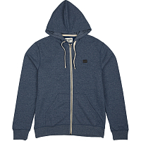 Billabong ALL DAY ZIP HOOD DARK BLUE HEATH