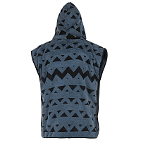 Mystic PONCHO KIDS Pewter