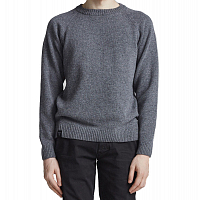 Makia NORDIC KNIT GREY