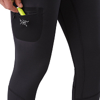 ARCTERYX RHO LT BOTTOM MEN'S BLACK