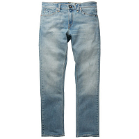 Volcom VORTA DENIM ANGLED BLEACH WASH