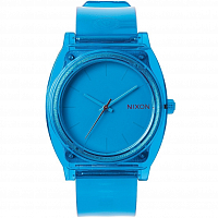 Nixon TIME TELLER P TRANSLUCENT COLLECTION TRANSLUCENT BLUE