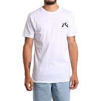 Rusty COMPETITION SHORT SLEEVE TEE White