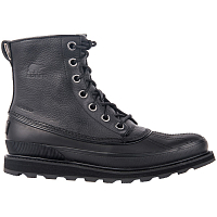 SOREL MADSON 1964 WATERPROOF Black, Black