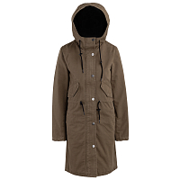 RVCA HIGHLANDS PARKA BURNT OLIVE