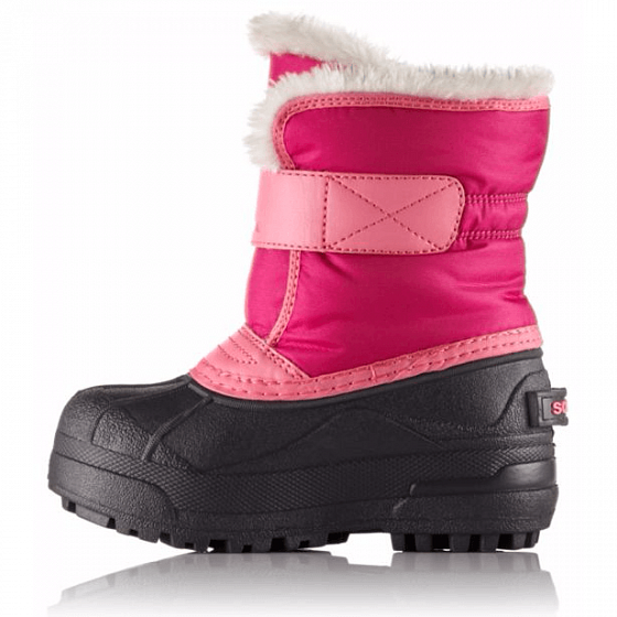 Ботинки SOREL CHILDRENS SNOW COMMANDER FW19 от SOREL в интернет магазине www.traektoria.ru - 2 фото