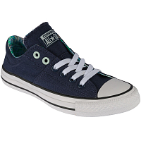 Converse CHUCK TAYLOR ALL STAR MADISON OX ATHLETIC NAVY/FIBERGLASS/WHITE