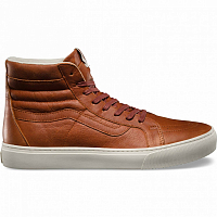 Vans SK8-HI CUP CA (Leather) henna/turtledove