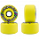 Sector9 SKIDDLES WHEELS YELLOW