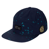 Hurley M PUNKED UP HAT OBSIDIAN