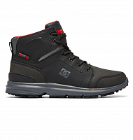 DC TORSTEIN M BOOT BLACK/GREY/RED