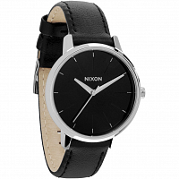 Nixon Kensington Leather BLACK