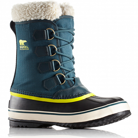 Ботинки SOREL WINTER CARNIVAL FW19 от SOREL в интернет магазине www.traektoria.ru - 1 фото