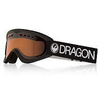 Dragon DX BLACK/AMBER