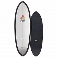 Carver CI BLACK BEAUTY SURFSKATE DECK ASSORTED