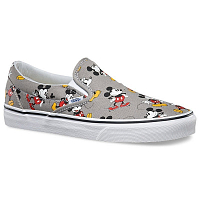 Vans Classic Slip-On (Disney) Mickey Mouse/frost gray