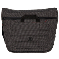 OGIO RENEGADE MESSENGER BLACK PINDOT