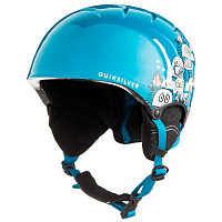 Quiksilver THE GAME B HLMT DAPHNE BLUE_ANIMAL PARTY