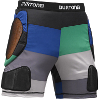 Burton MB TOTAL IMP SHORT TURF POP STRIPE